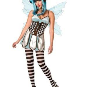 Amy Brown Gargoyle Fairy Halloween Costume sz sm